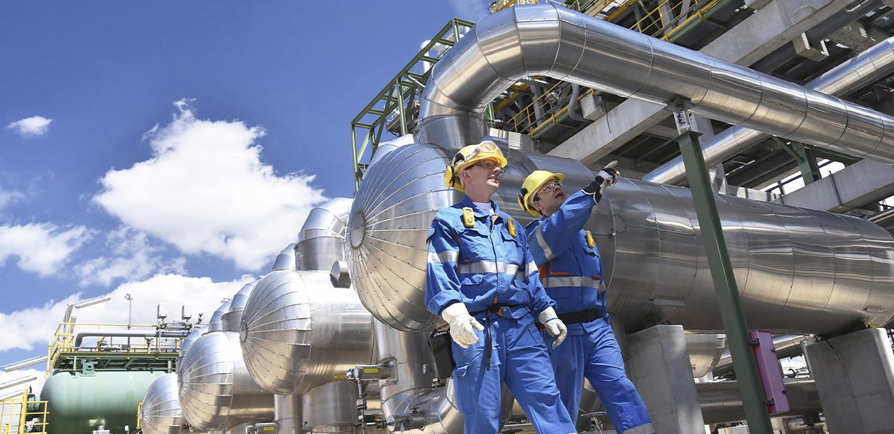empresas de óleo e gás